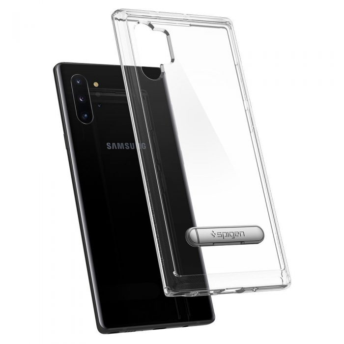 spigen ultra hybrid s samsung galaxy note 10+ plus clear - spigen 8809671011795 6