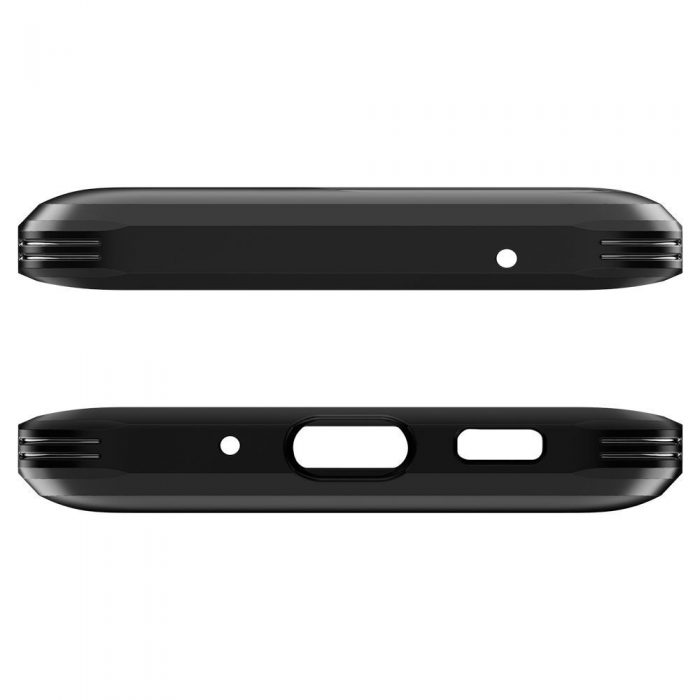 spigen tough armor galaxy s20 ultra black - spigen 8809685625797 8