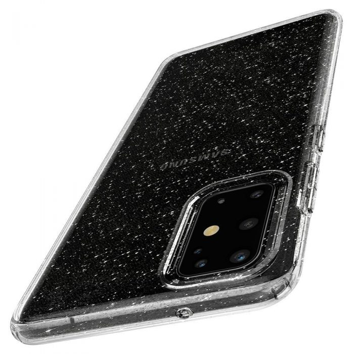 spigen liquid crystal galaxy s20+ plus glitter crystal - spigen 8809685626152 5