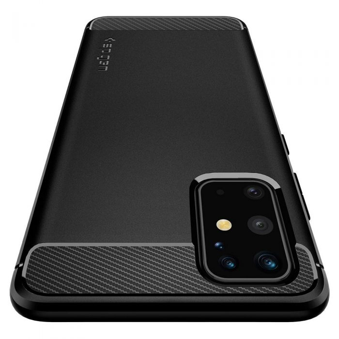 spigen rugged armor galaxy s20+ plus matte black - spigen 8809685626169 6