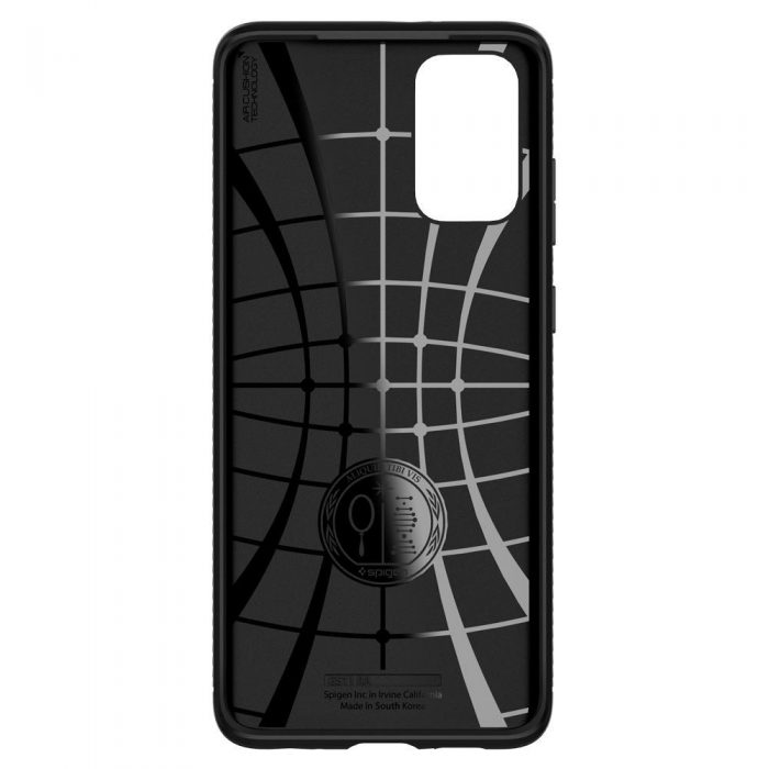 spigen rugged armor galaxy s20+ plus matte black - spigen 8809685626169 7