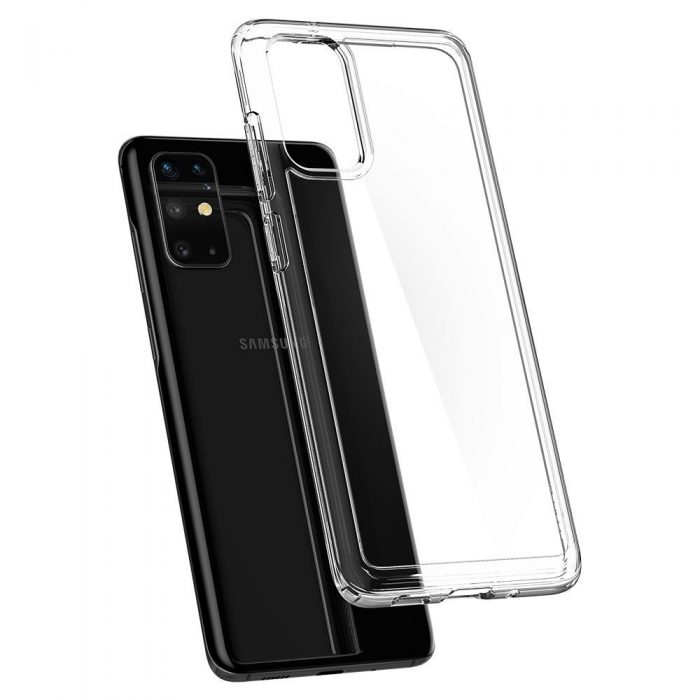 spigen ultra hybrid galaxy s20+ plus crystal clear - spigen 8809685626183 6