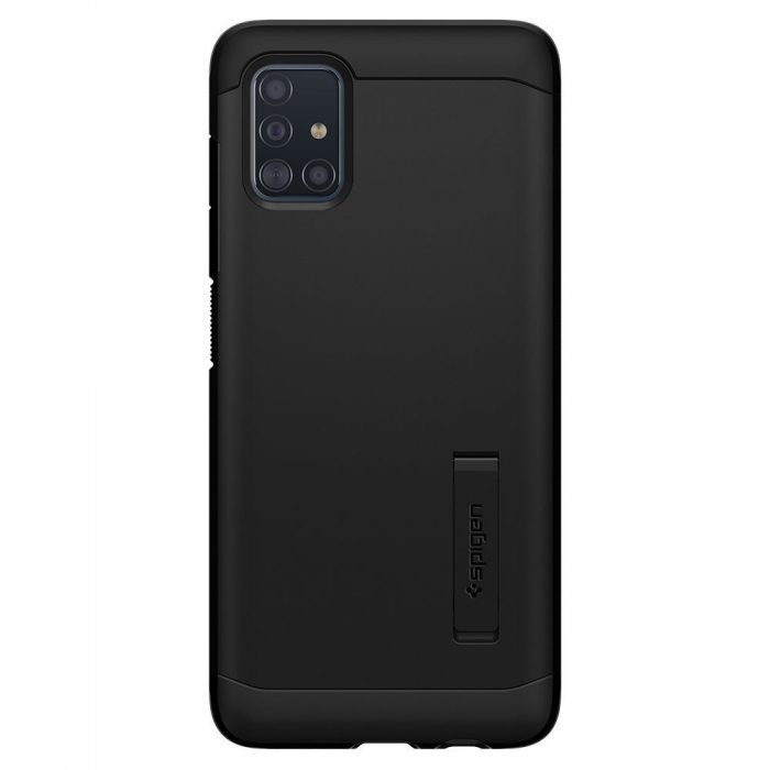 spigen tough armor galaxy a71 black - spigen 8809685628873 3