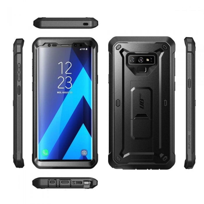 supcase unicorn beetle pro galaxy note 9 black - supcase 843439101937 6 1