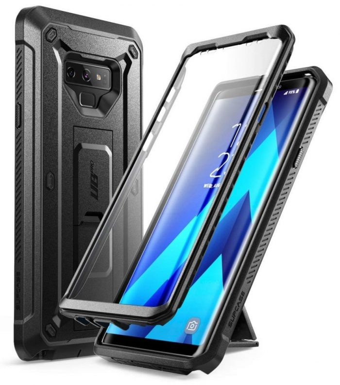 supcase unicorn beetle pro galaxy note 9 black - supcase 843439101937 8
