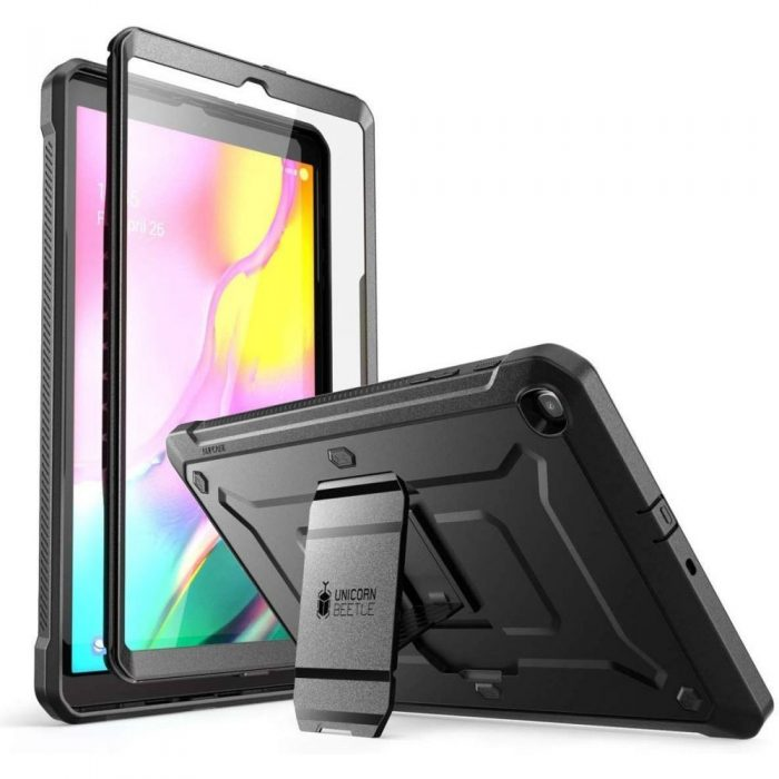 Supcase Unicorn Beetle Pro Galaxy Tab A 10.1 2019 T510/T515 Black - SUPCASE 843439110410 6