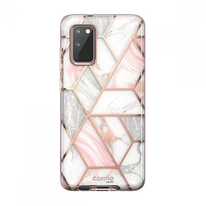 kryt supcase cosmo galaxy s20 marble - supcase 843439128880 1