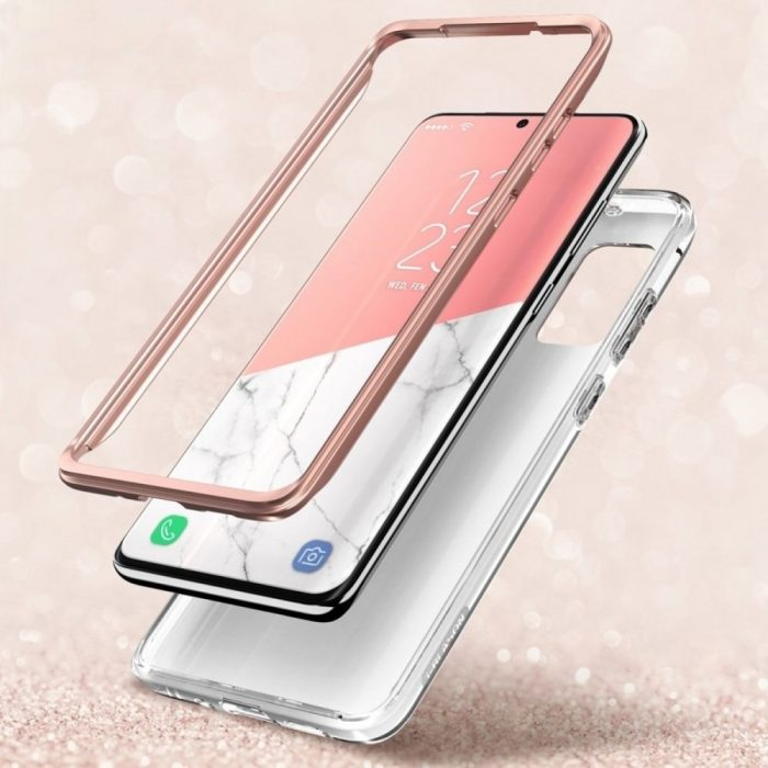 kryt supcase cosmo galaxy s20 marble - supcase 843439128880 4