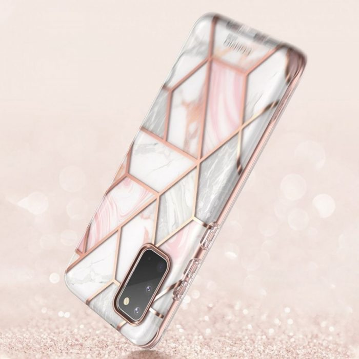 kryt supcase cosmo galaxy s20 marble - supcase 843439128880 5
