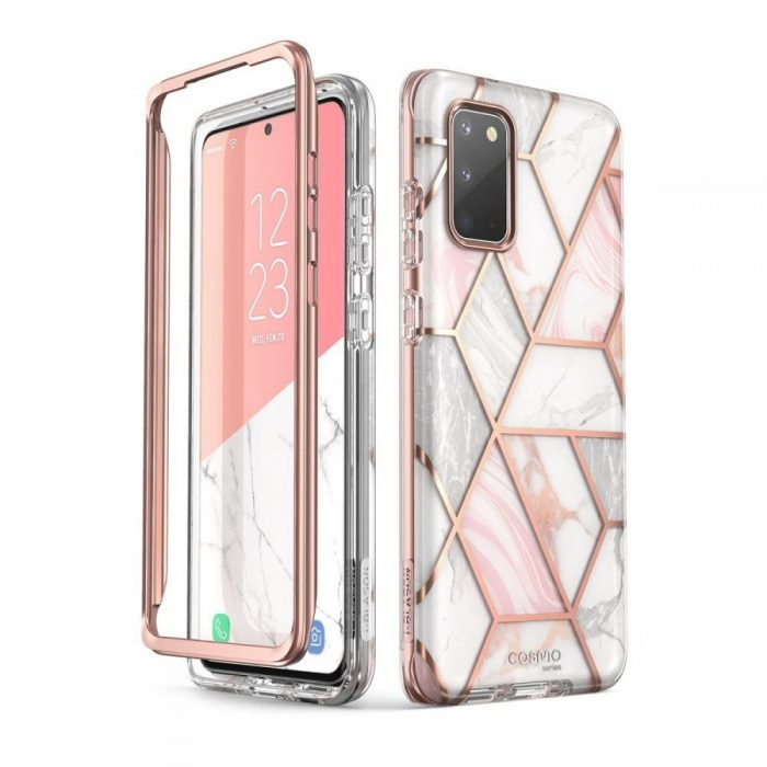kryt supcase cosmo galaxy s20 marble - supcase 843439128880