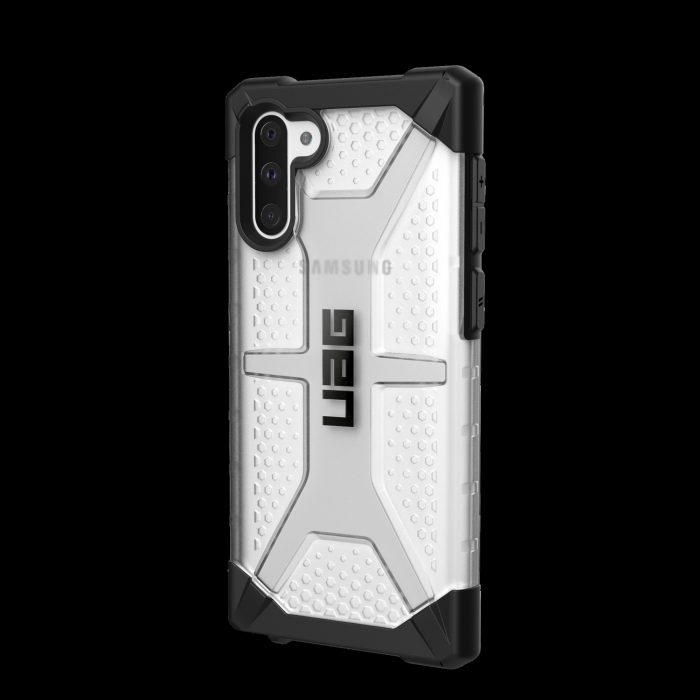 kryt uag urban armor gear plasma samsung galaxy note 10 (clear) - urban armor gear 812451032765 2