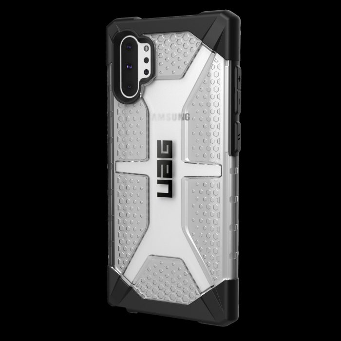 kryt uag urban armor gear plasma samsung galaxy note 10+ plus (clear) - urban armor gear 812451032819 1