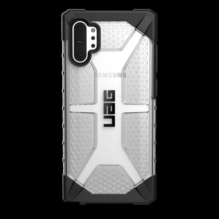 kryt uag urban armor gear plasma samsung galaxy note 10+ plus (clear) - urban armor gear 812451032819
