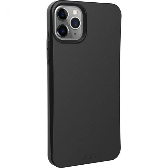 kryt uag urban armor gear outback bio apple iphone 11 pro max (čierna) - urban armor gear 81245103424 1