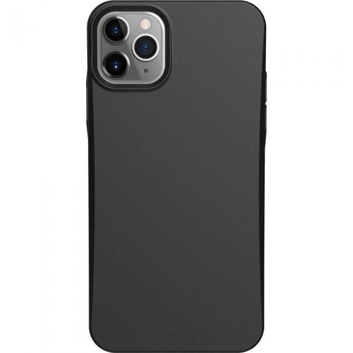 kryt uag urban armor gear outback bio apple iphone 11 pro max (čierna) - urban armor gear 81245103424