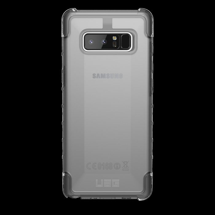 uag urban armor gear plyo samsung galaxy note 8 (clear) - urban armor gear 858329007213 1 1