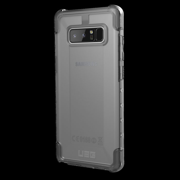 uag urban armor gear plyo samsung galaxy note 8 (clear) - urban armor gear 858329007213 3
