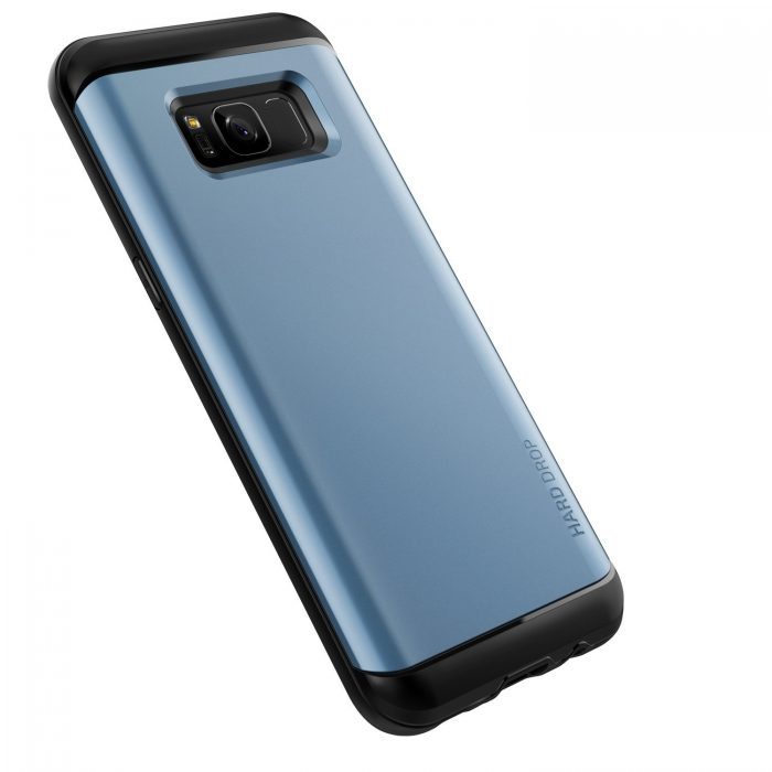 vrs design hard drop samsung galaxy s8 plus blue coral - vrs design 8809477686388 1 1