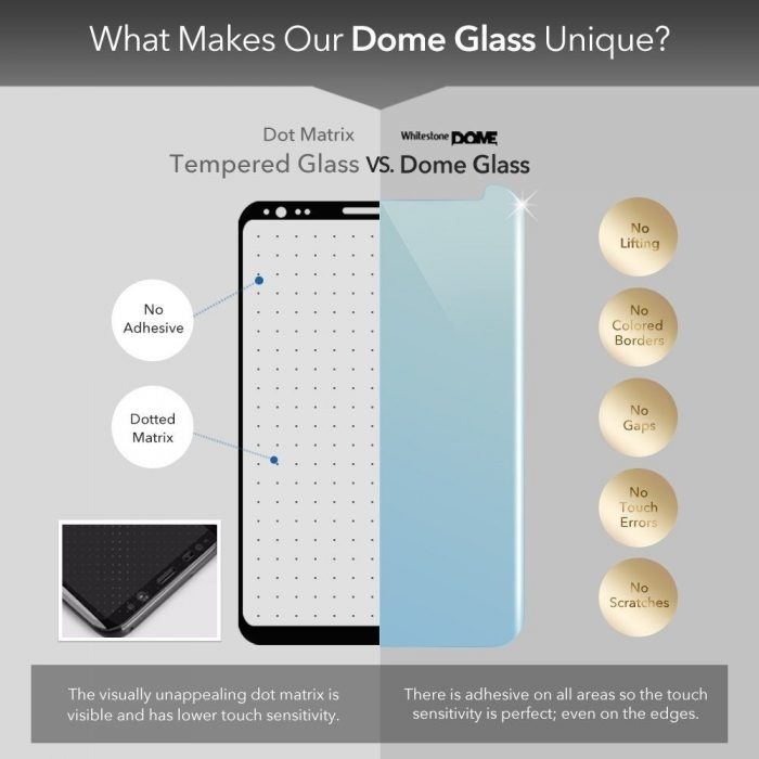whitestone dome glass replacement samsung galaxy s9 plus - whitestone dome 8809365402502 7 1