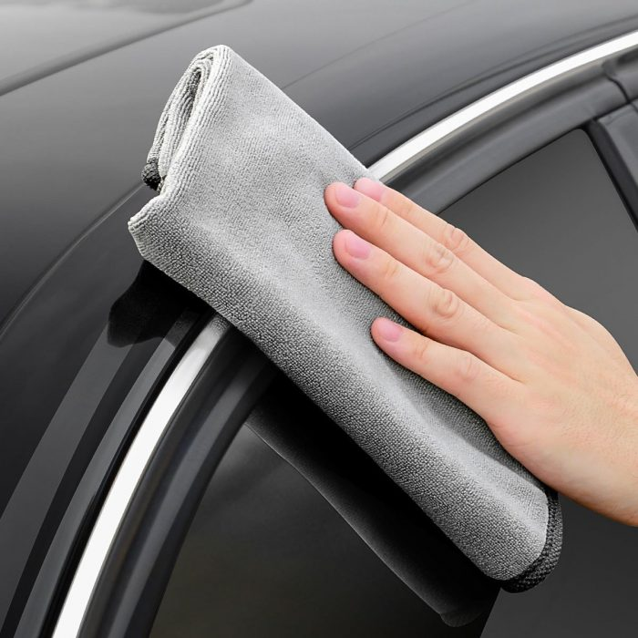baseus easy life car washing towel (60 x 180 mm) - export 183