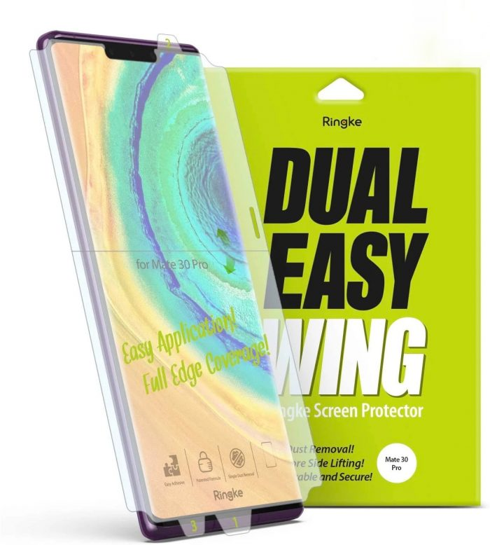 ringke dual easy wing full cover huawei mate 30 pro [2 balenie] - export 476