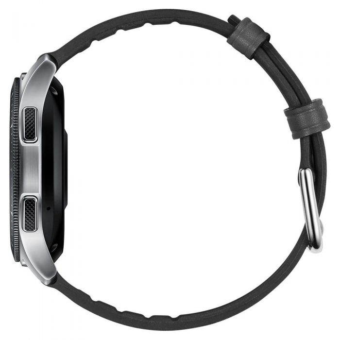 spigen retro fit band samsung galaxy watch 46mm black - export 56