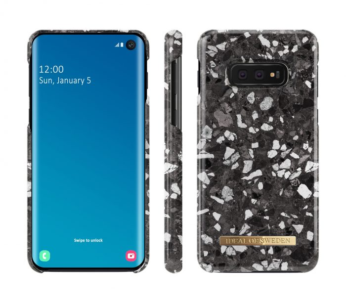 ideal of sweden samsung galaxy s10e (midnight terazzo) - ideal of sweden 7340168747564 1 1
