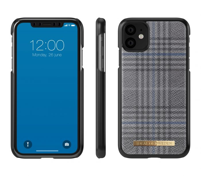 ideal of sweden apple iphone 11 (oxford grey) - ideal of sweden 7340168780875 1