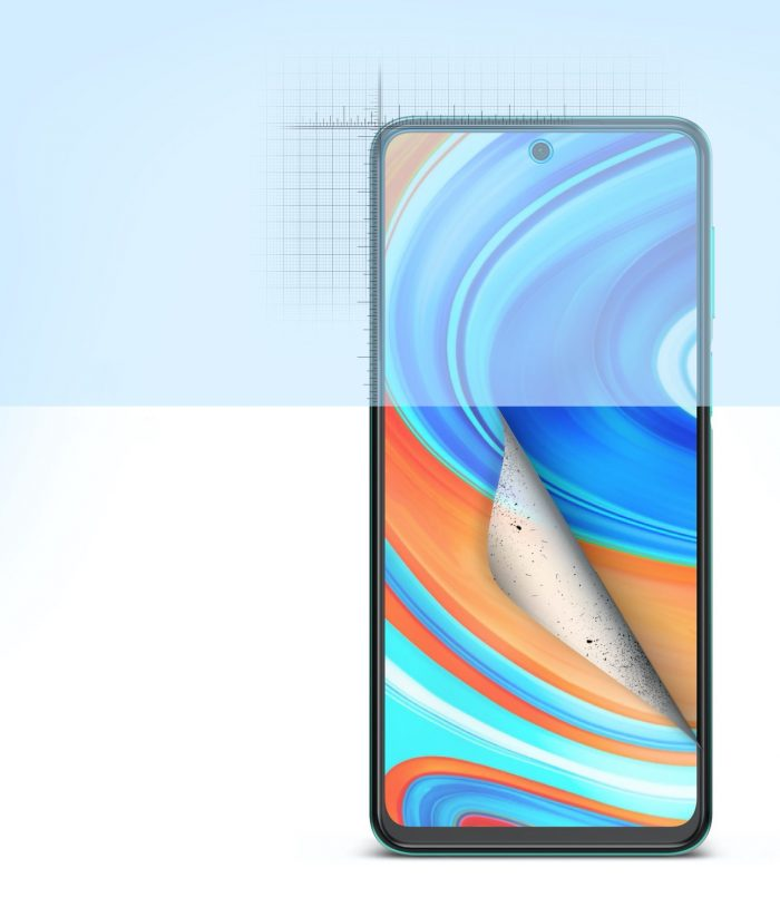 Ringke Dual Easy Full Cover Redmi Note 9S/9 Pro/9 Pro Max Case Friendly - export 151