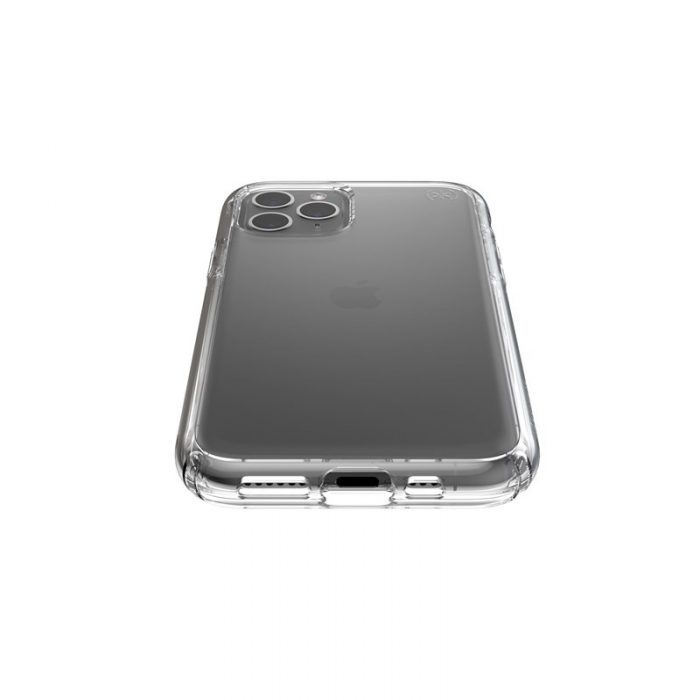 speck presidio perfect-clear - kryt iphone 11 pro s microban (clear/clear) - export 1663