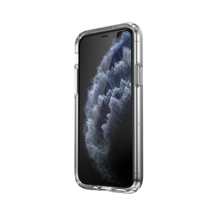 speck presidio perfect-clear - kryt iphone 11 pro s microban (clear/clear) - export 1665