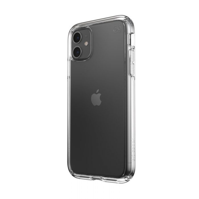 speck presidio perfect-clear - kryt iphone 11 s microban (clear/clear) - export 1829