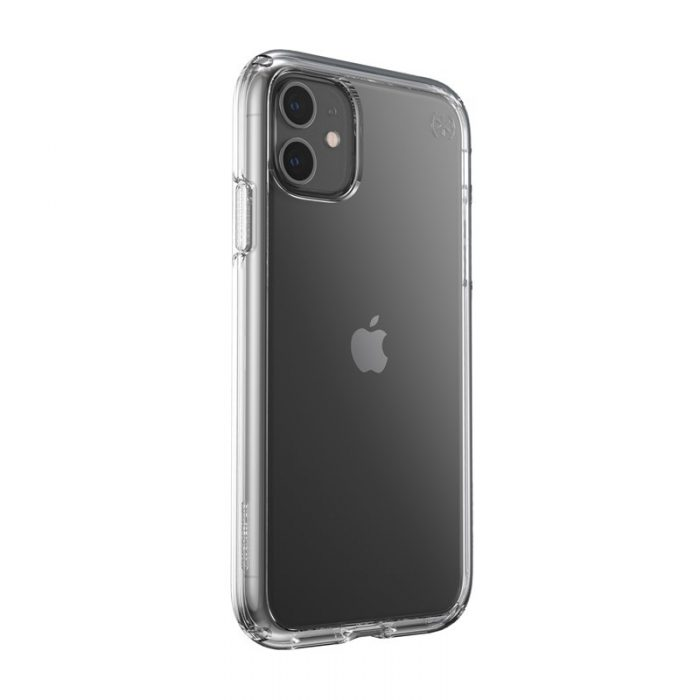 speck presidio perfect-clear - kryt iphone 11 s microban (clear/clear) - export 1830