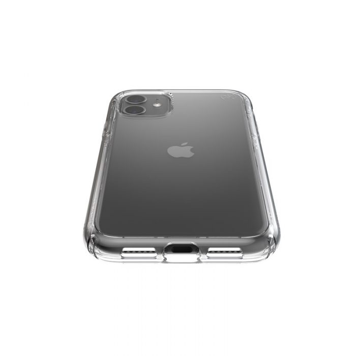 speck presidio perfect-clear - kryt iphone 11 s microban (clear/clear) - export 1831