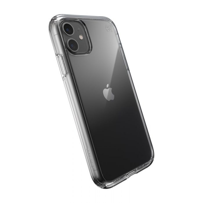 speck presidio perfect-clear - kryt iphone 11 s microban (clear/clear) - export 1832
