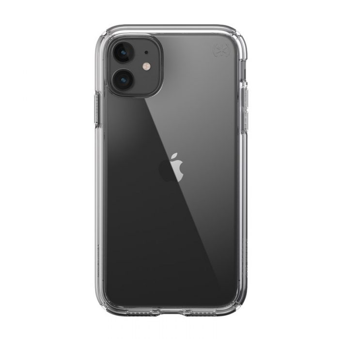 speck presidio perfect-clear - kryt iphone 11 s microban (clear/clear) - export 1835