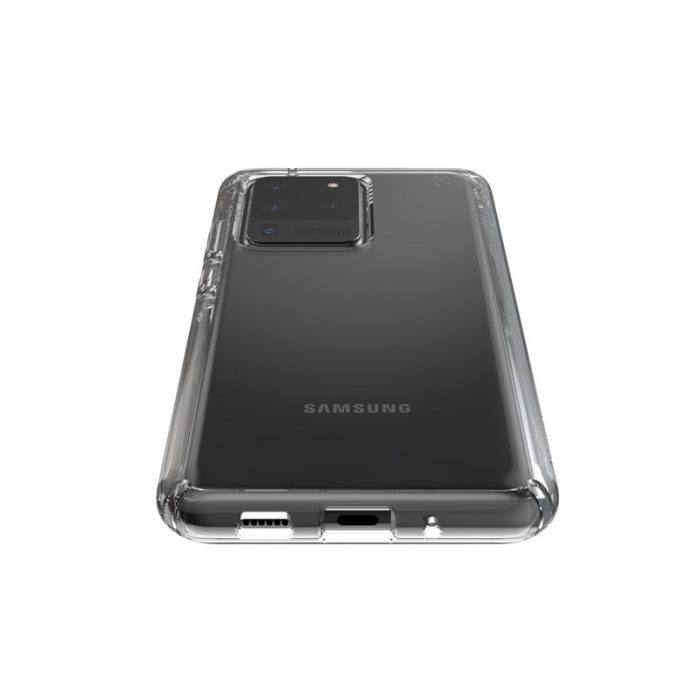 speck presidio perfect clear - kryt samsung galaxy s20 ultra (clear/clear) - export 2001