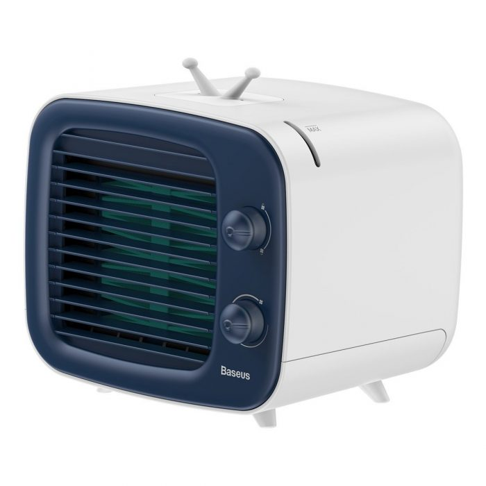 baseus time air contidioner, fan, humidifier (blue+white) - export 253