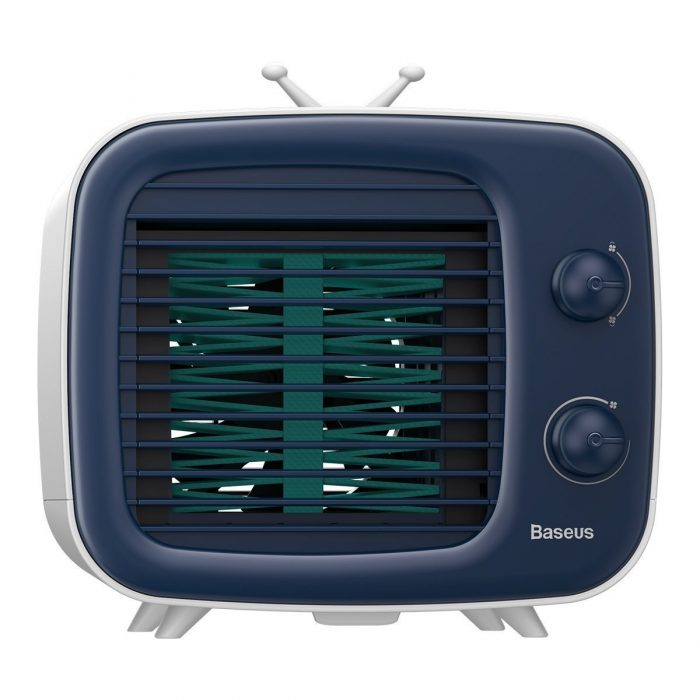 baseus time air contidioner, fan, humidifier (blue+white) - export 254