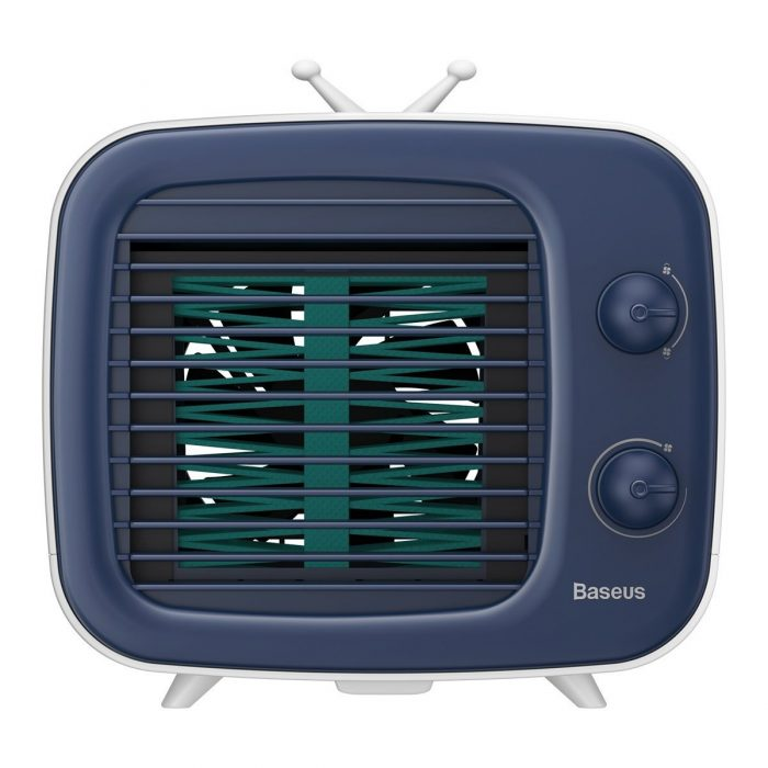 baseus time air contidioner, fan, humidifier (blue+white) - export 256