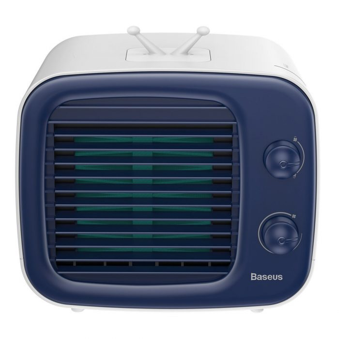 baseus time air contidioner, fan, humidifier (blue+white) - export 257