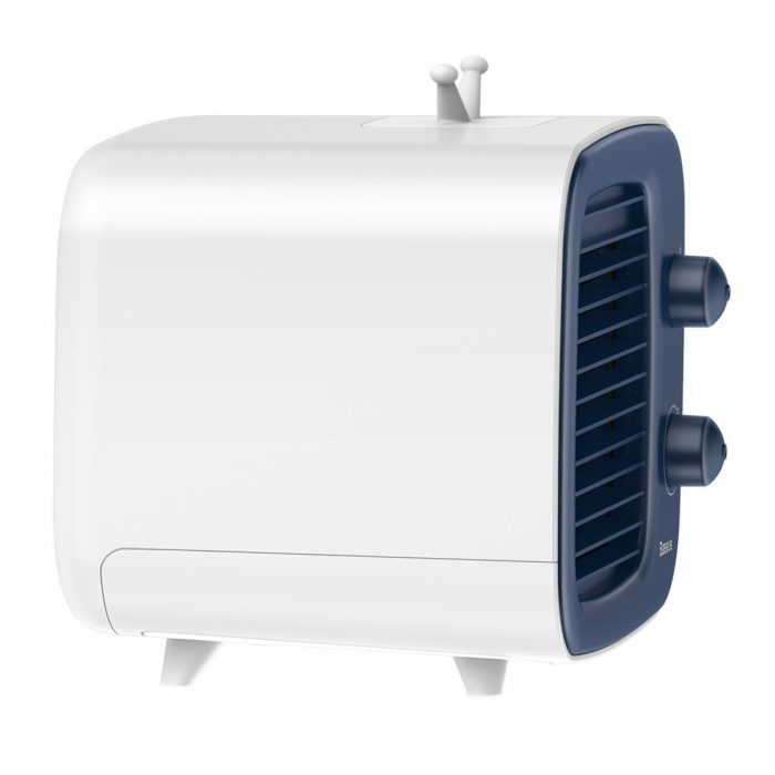 baseus time air contidioner, fan, humidifier (blue+white) - export 258