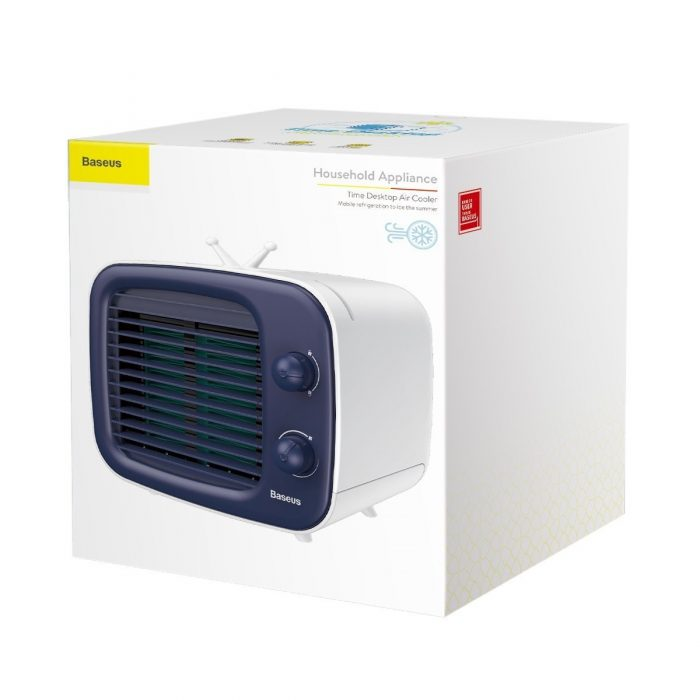 baseus time air contidioner, fan, humidifier (blue+white) - export 259