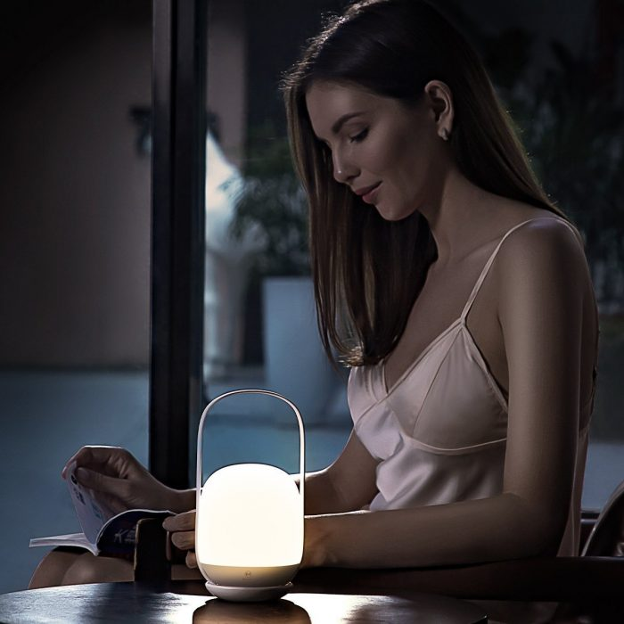 baseus moon-white dimming portable lamp (plus) white - export 288