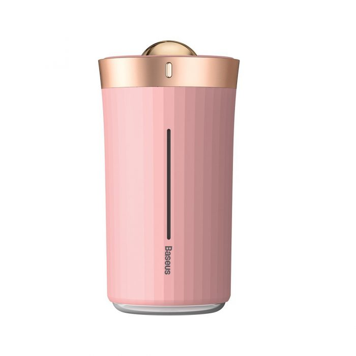 baseus whale car&home humidifier pink - export 292