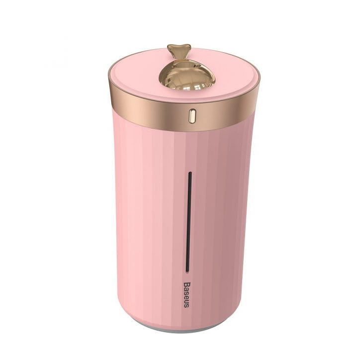 baseus whale car&home humidifier pink - export 295