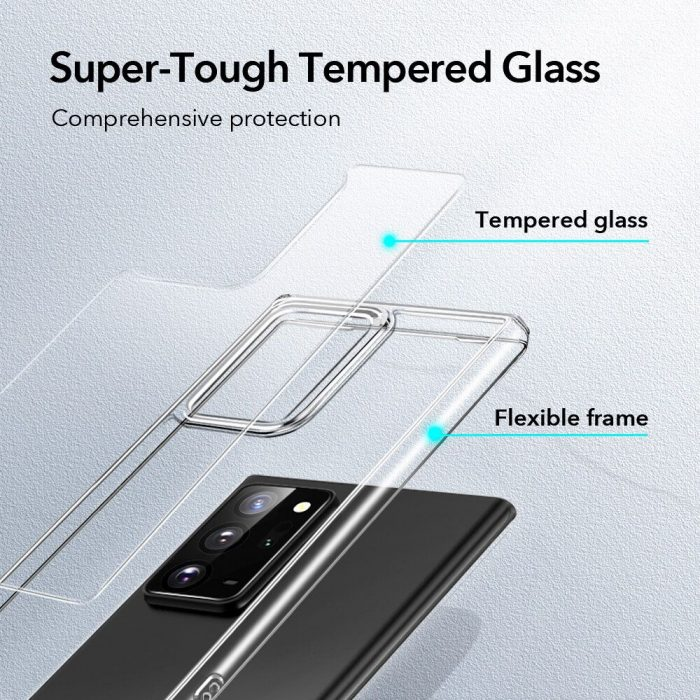 esr ice shield samsung galaxy note 20 clear - export 1084