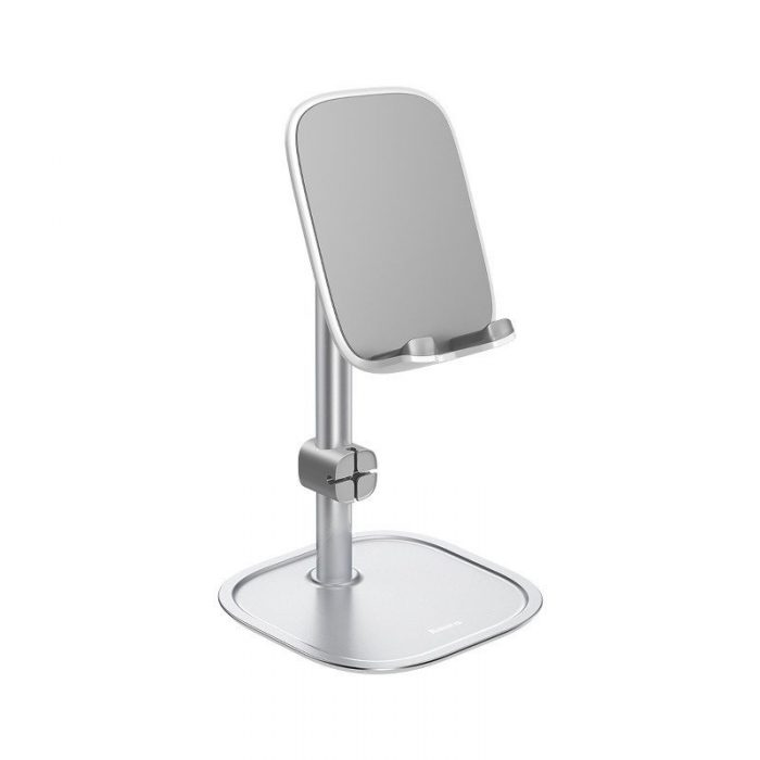 Baseus Literary Youth Desktop Stand Silver - export 112