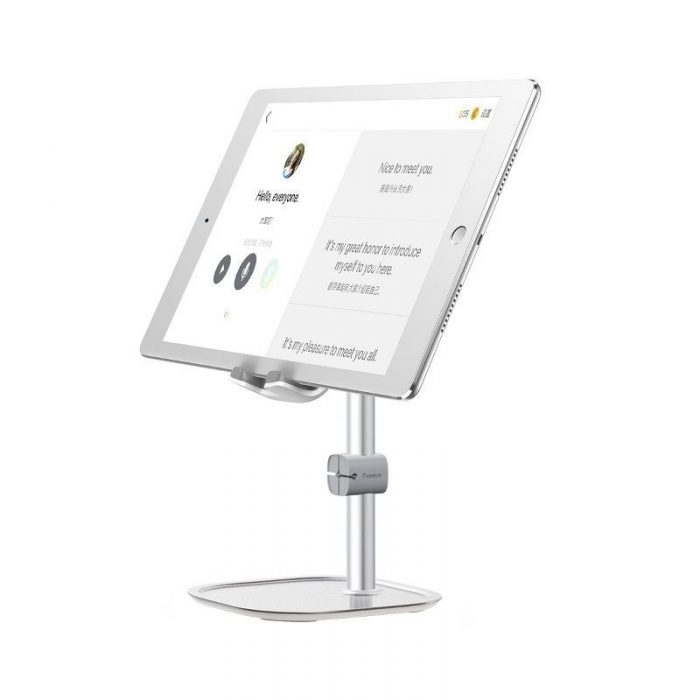 Baseus Literary Youth Desktop Stand Silver - export 113