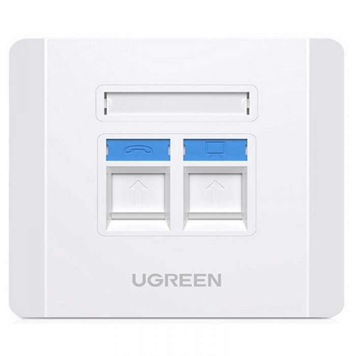 ugreen nw144 ict cover rj45 with adapter - export 2274